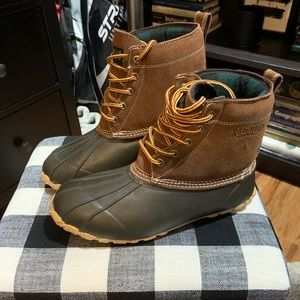 Redhead | Men's Redhead Duck Boots in Dark Brown
